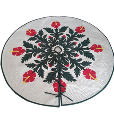 tree skirt mc hibiscus